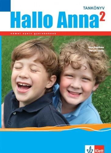 Hallo Anna 2 tankönyv
