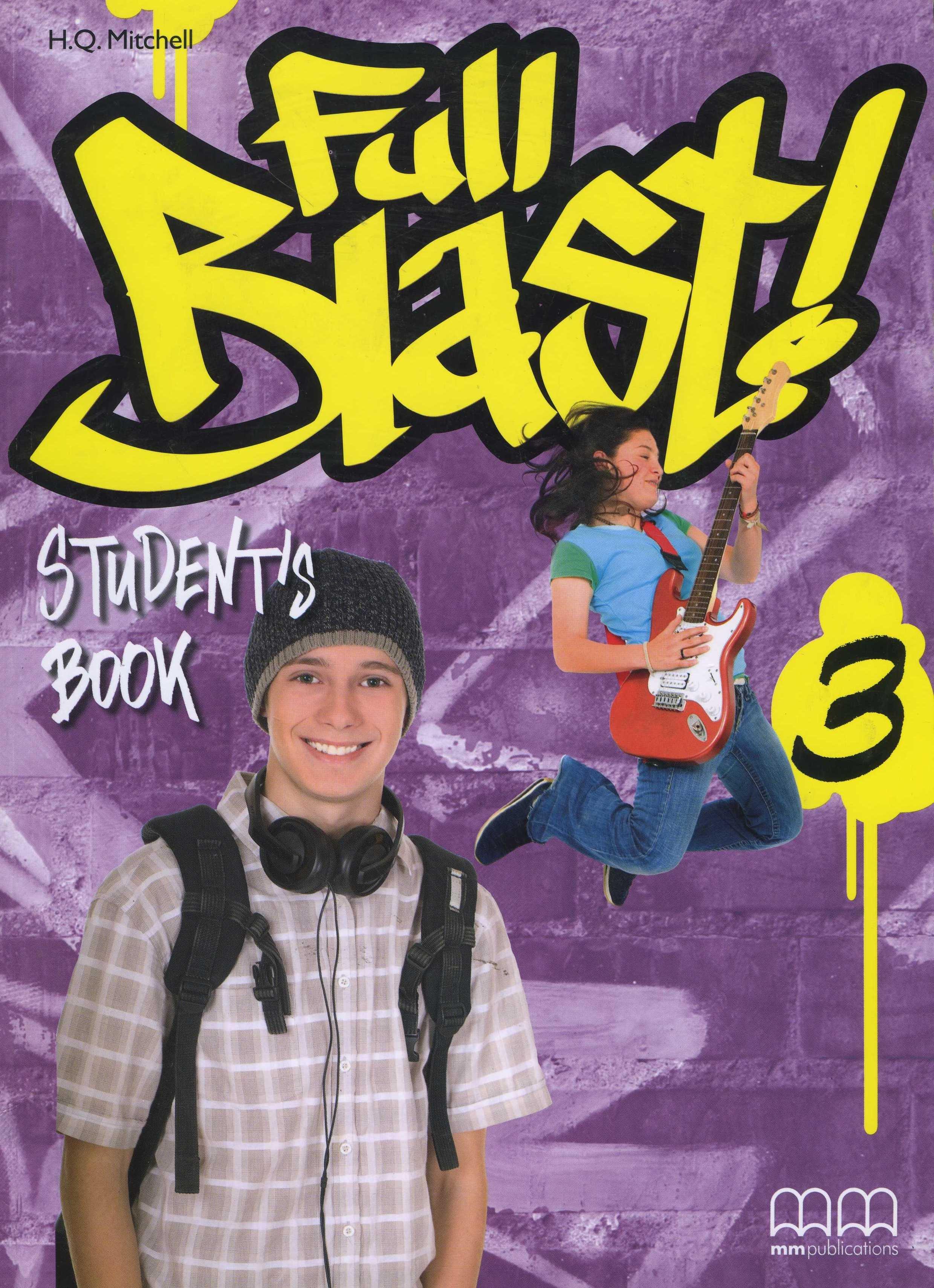 Full Blast 3 Student's Book
