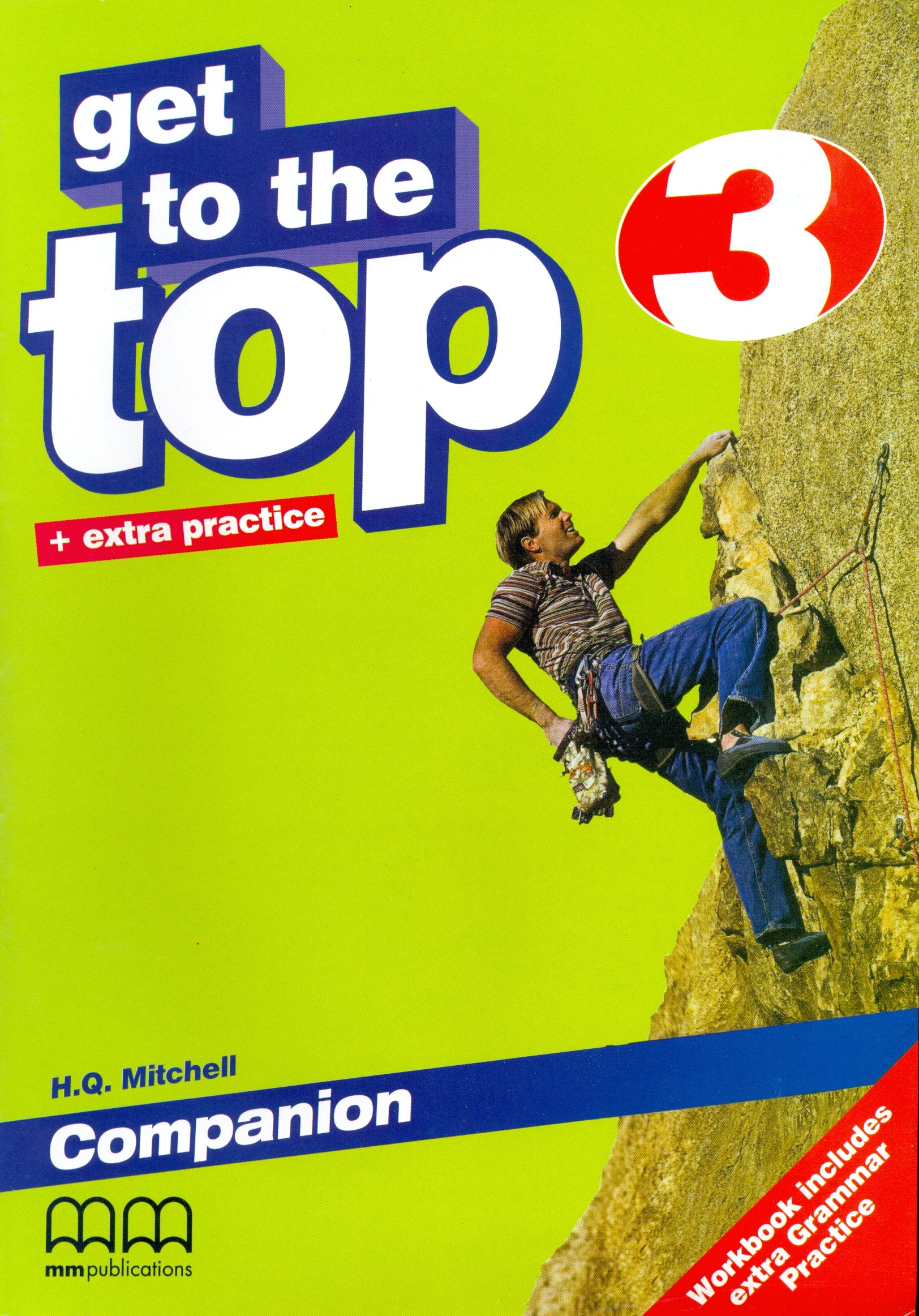 Get to the Top + extra practice 3 Companion