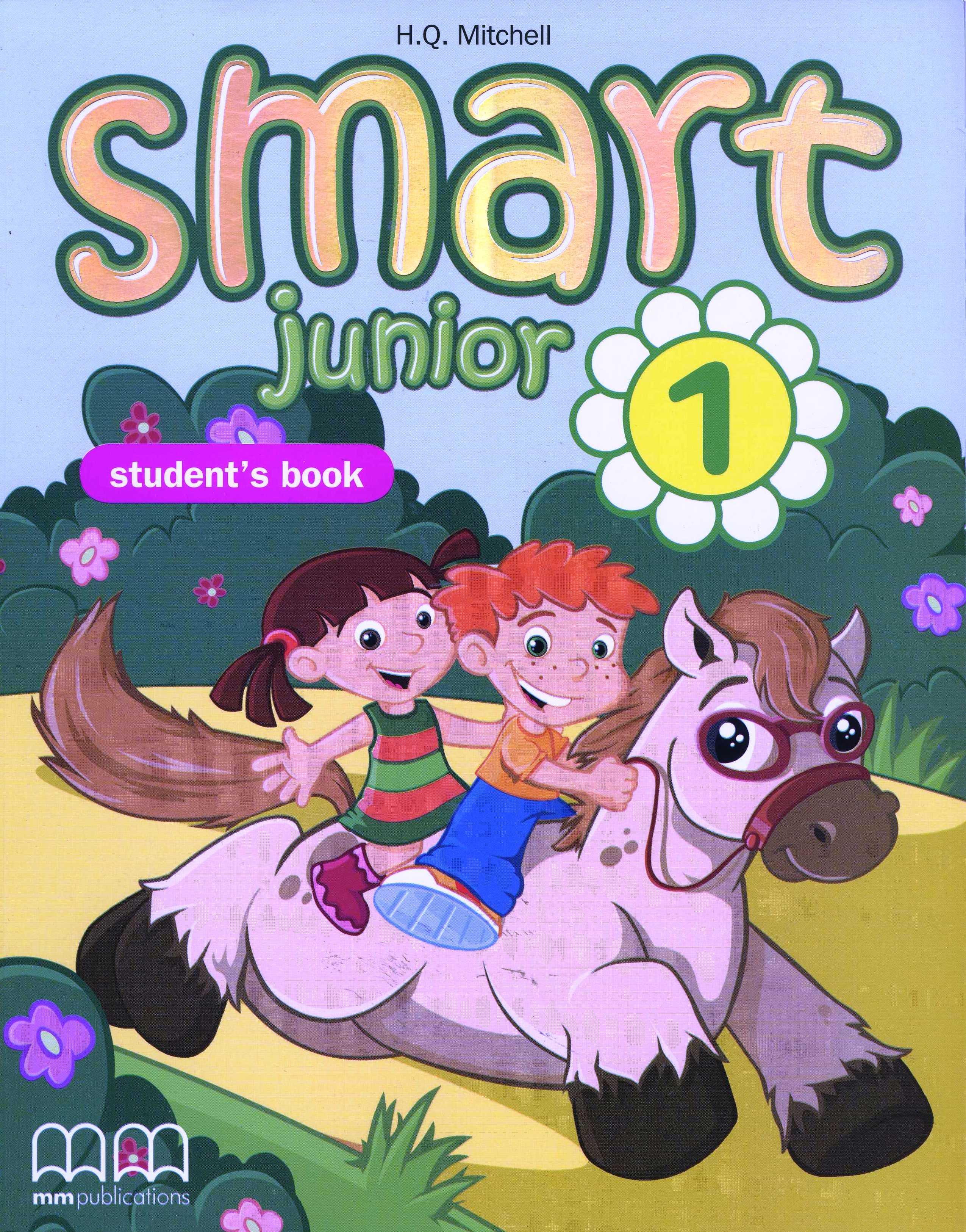 Smart Junior 1 Student