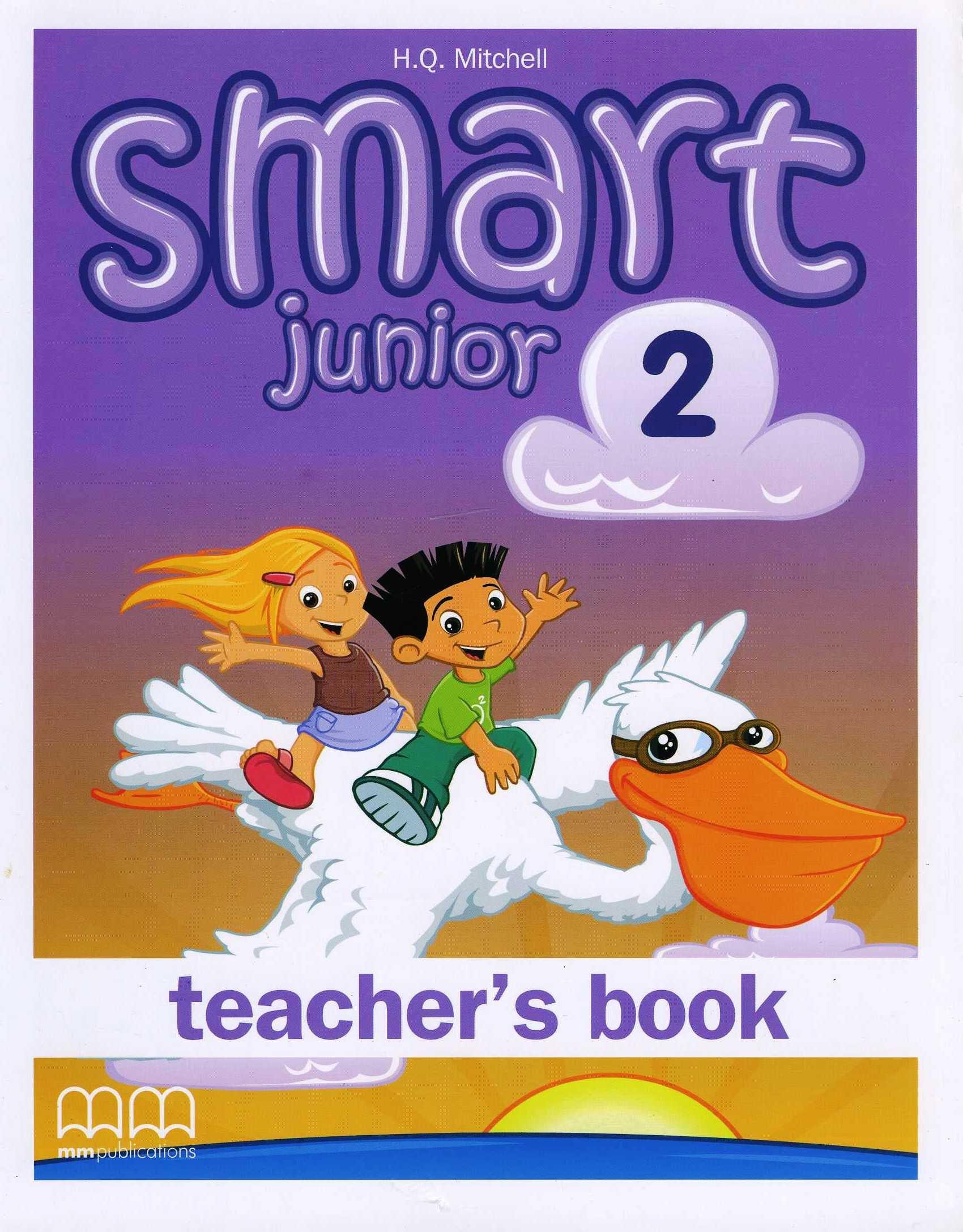 Smart Junior 2 Teacher's Book