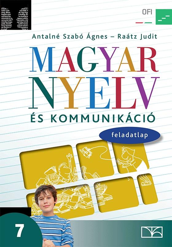 Magyar nyelv és kommunikáció. Feladatlap a 7.