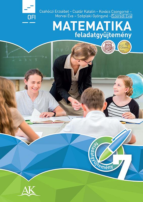 Matematika feladatgyűjtemény 7.