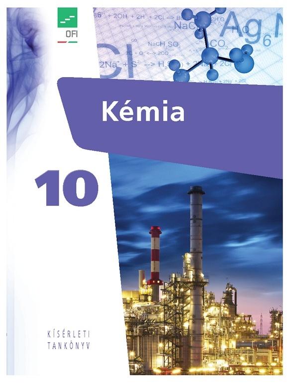 """Kémia tankönyv """"A"""" 10."""