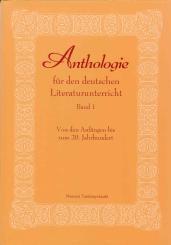 Anthologie I.