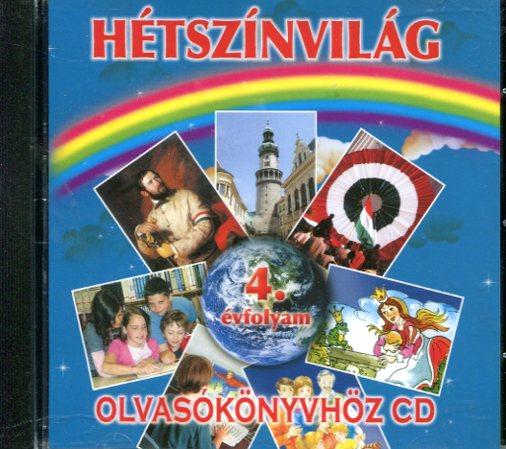 Hétszínvilág olvasókönyvhöz CD