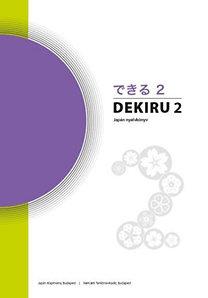 Dekiru 2. - Japán nyelvkönyv + szószedet