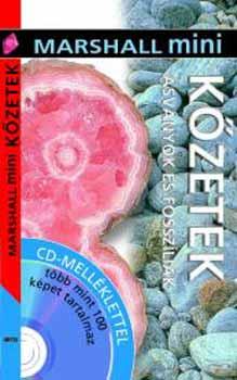 Kőzetek, ásványok és fosszíliák (CD-vel, Marshall Mini)