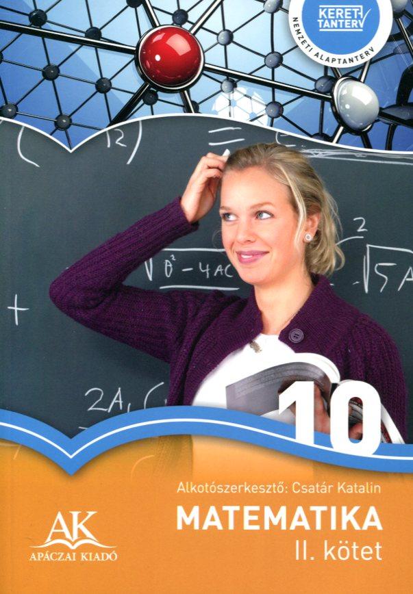 Matematika 10. II. kötet