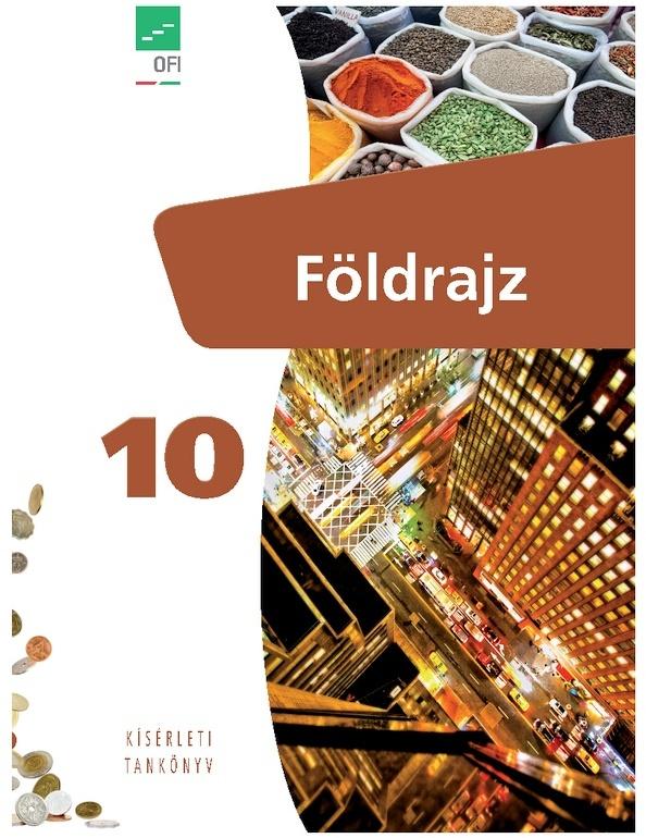 Földrajz tankönyv 10.