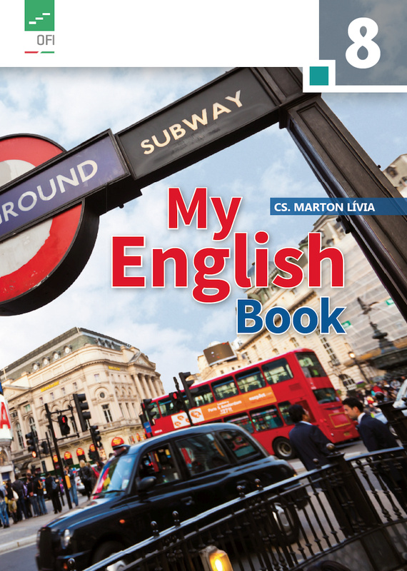 My English Workbook Class 8