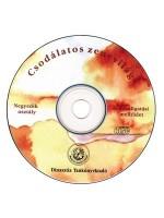 A Csodálotos zenevilág 4. osztályos tankönyv zenei anyagát feldolgozó CD