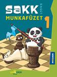 Sakk-logika Sakk munkafüzet 1. kötet