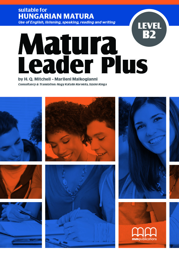 Matura Leader Plus Level B2 (with CD)