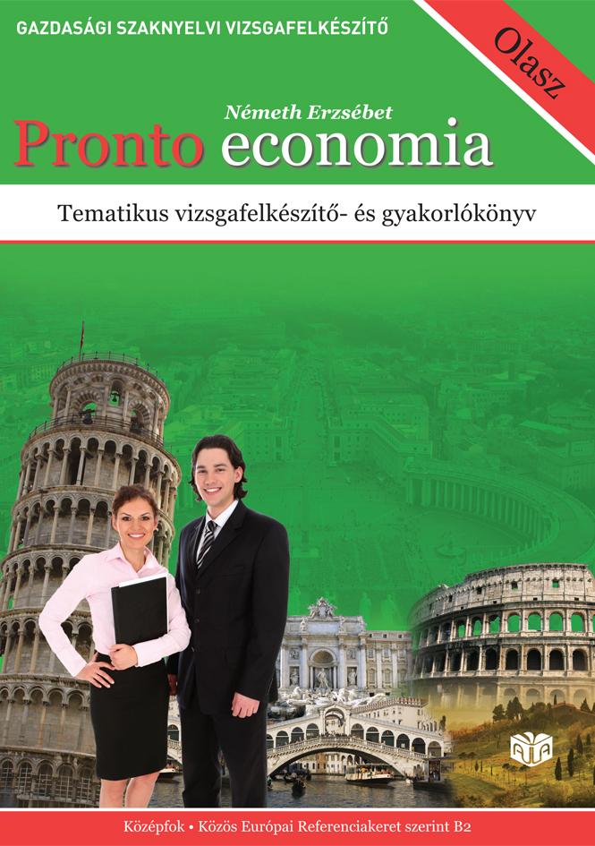 Pronto Economia Gazdasági szaknyelvi vizsgafelkészítő
