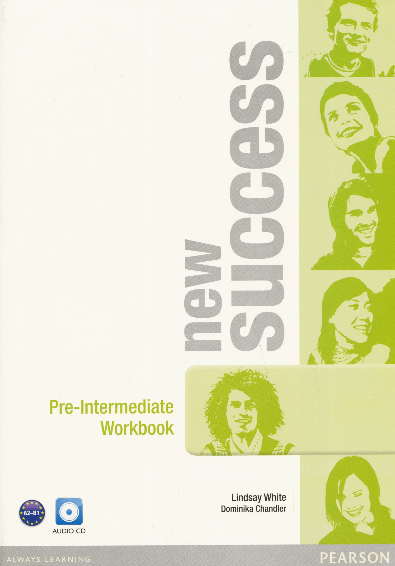 New Success Pre-Intermediate Workbook with Audio CD