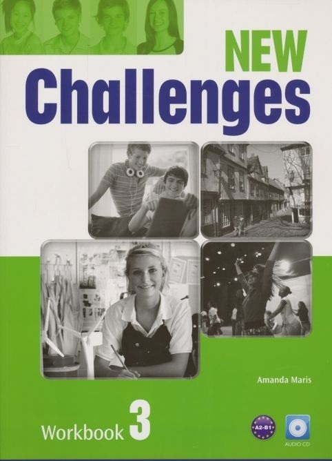 New Challenges 3 Workbook with Audio CD