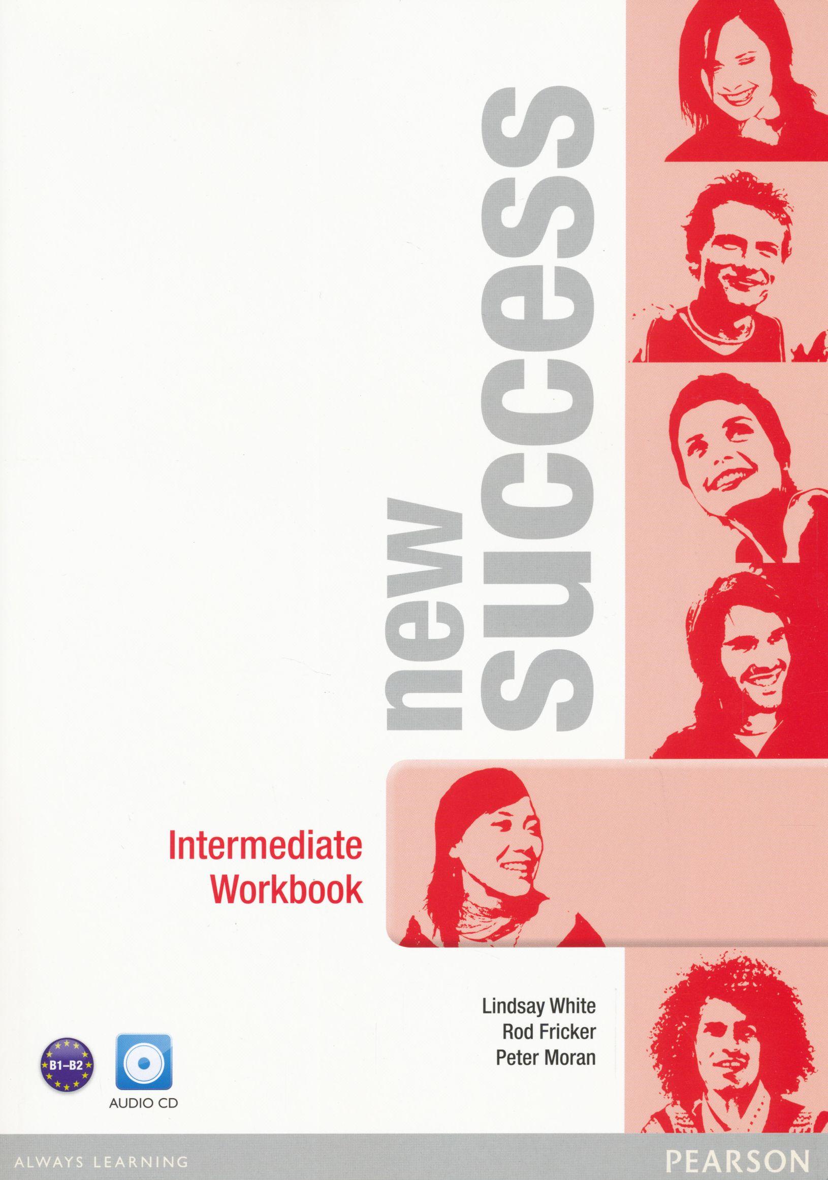 New Success Intermediate Workbook + Audio CD