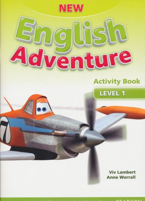 New English Adventure LEVEL 1 Activity Book
