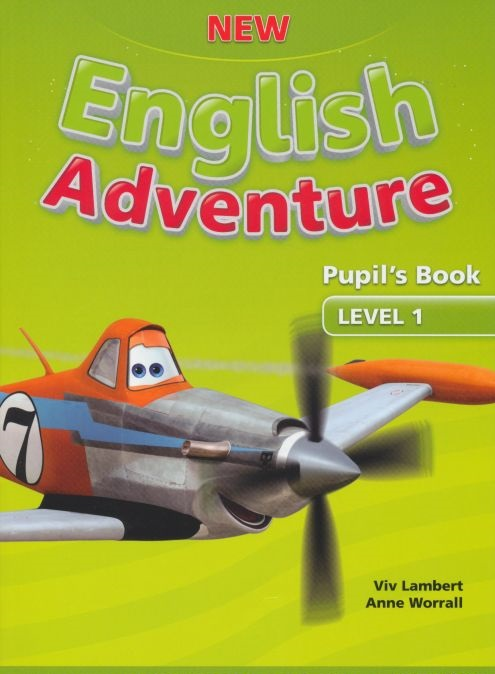 New English Adventure LEVEL 1 Pupil's Materials