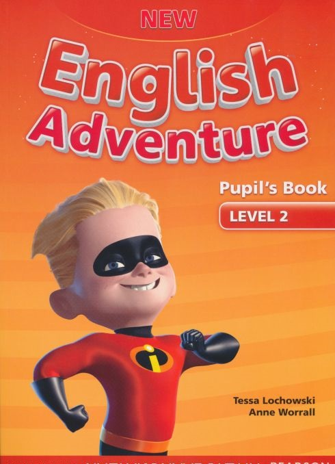 New English Adventure LEVEL 2 Pupil's Materials