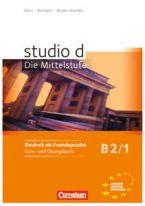 studio d B2/1 Kurs- und Übungsbuch - Band 1