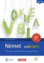 Német szókincs – Tematikus szókincsfejlesztő gyakorlókönyv (MX-619) Erwin Tschirner, Sóti Ildikó