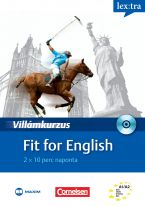 Fit for English - Villámkurzus (CD melléklettel)