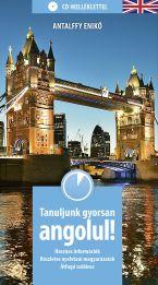 Tanuljunk gyorsan angolul! (CD-melléklettel)