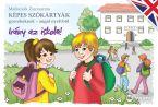 Képes szókártyák gyerekeknek - angol nyelvből (Irány az iskola!) (MX-600) Matiscsák Zsuzsanna