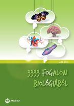 3333 fogalom biológiából (MX-602) Gutai Zita