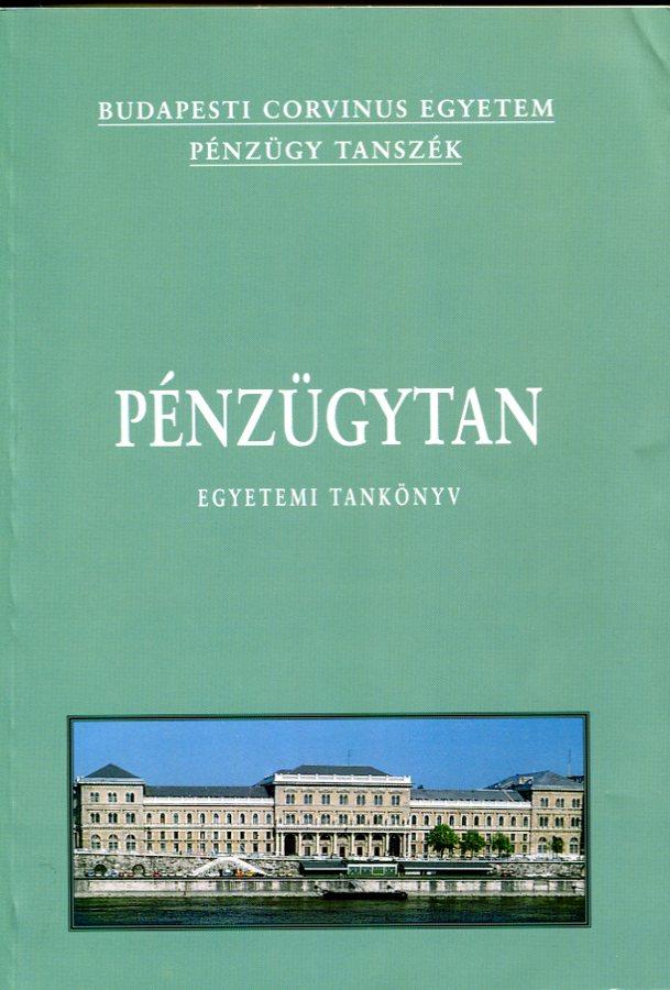 Pénzügytan (Egyetemi tankönyv)