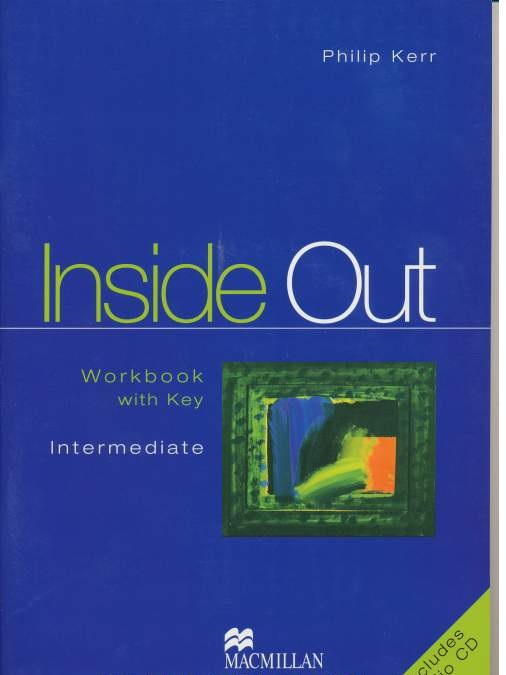 Inside Out Intermediate Workbook with Key and Audio CD