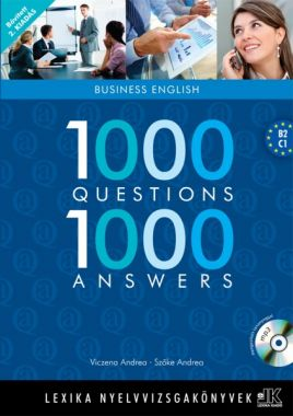 1000 Questions 1000 Answers Business English